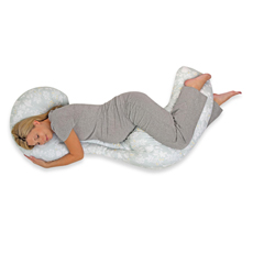 Boppy Pillow (picture credit from buybuybaby.com website)