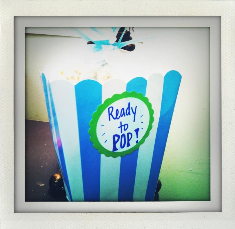 Ready to Pop Popcorn