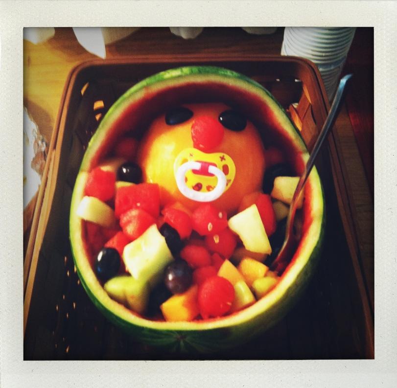 Baby Fruit Bowl